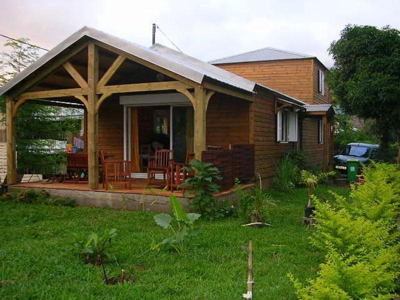 Maisons et chalets  page 12  Concept Habitat Bois Industrie